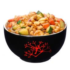Pui cu alune Gong Bao livrare mancare chinezeasca