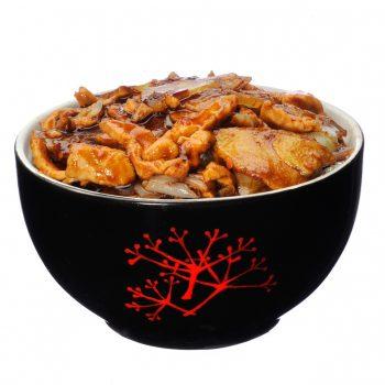 Pui iute cu cartofi livrare mancare chinezeasca