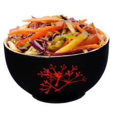 Salata Chinese Garden (salata de varza cu usturoi si legume) livrare mancare chinezeasca