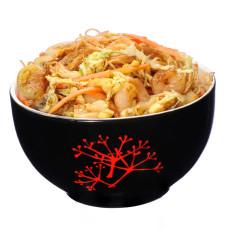 Spaghete prăjite cu creveți livrare mancare chinezeasca